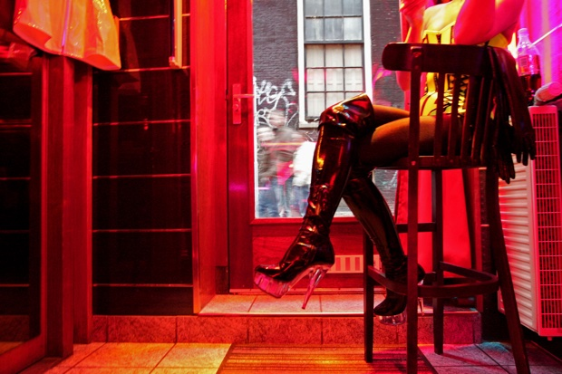 Why even Amsterdam doesn't want legal brothels